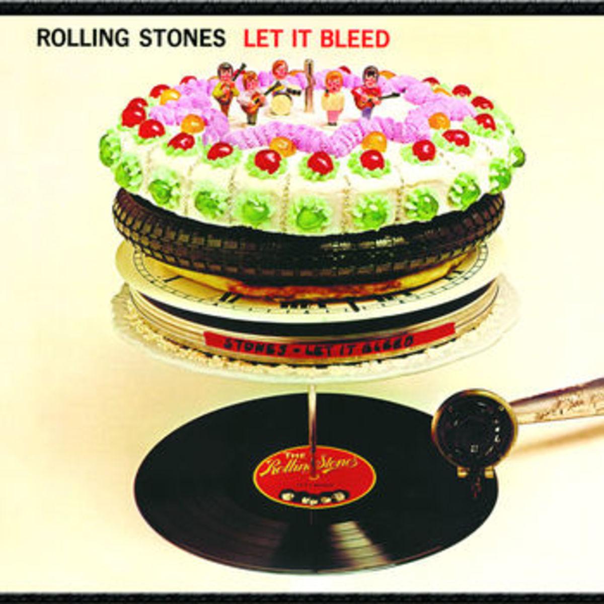 Let It Bleed, 1969.