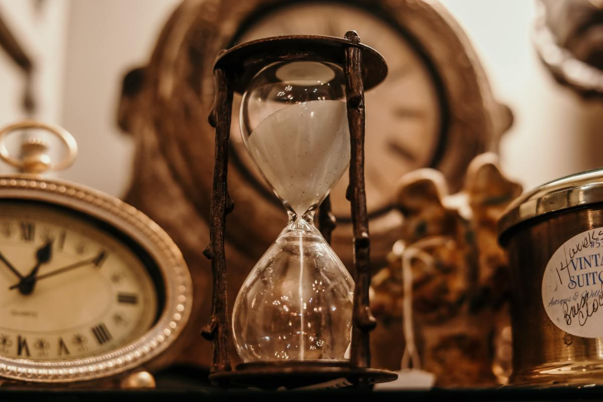 Out of Time: a Poem About a Life Lived Backwards
