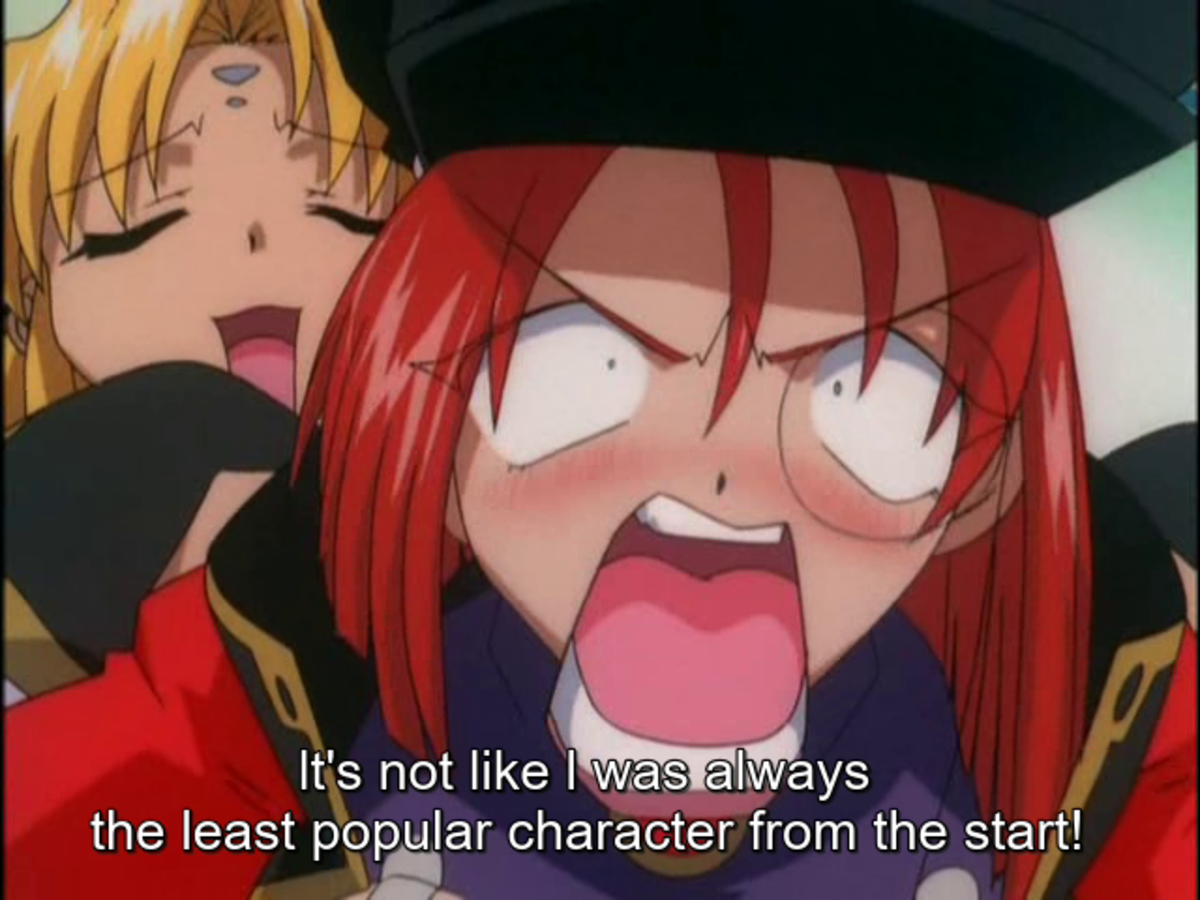 Some fourth wall breaking is not uncommon in this series, as well as every other possible trope you can imagine.