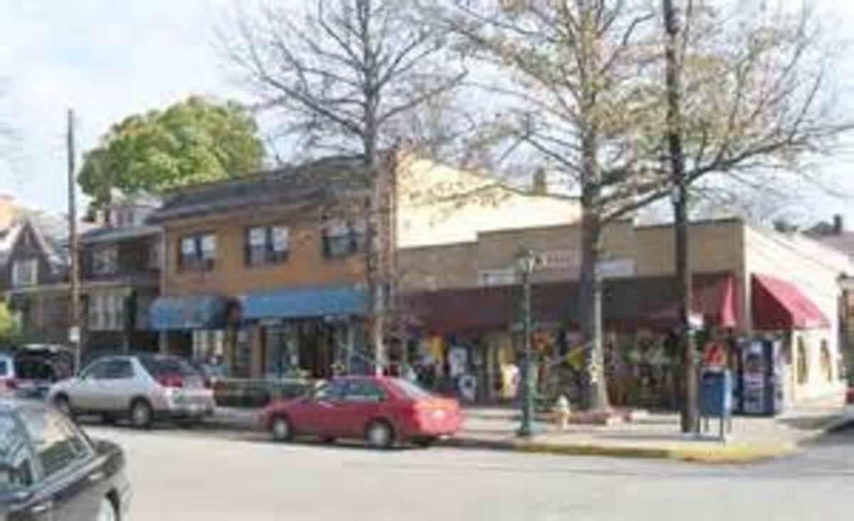 Bard's Dairy Store -- Brilliant Avenue