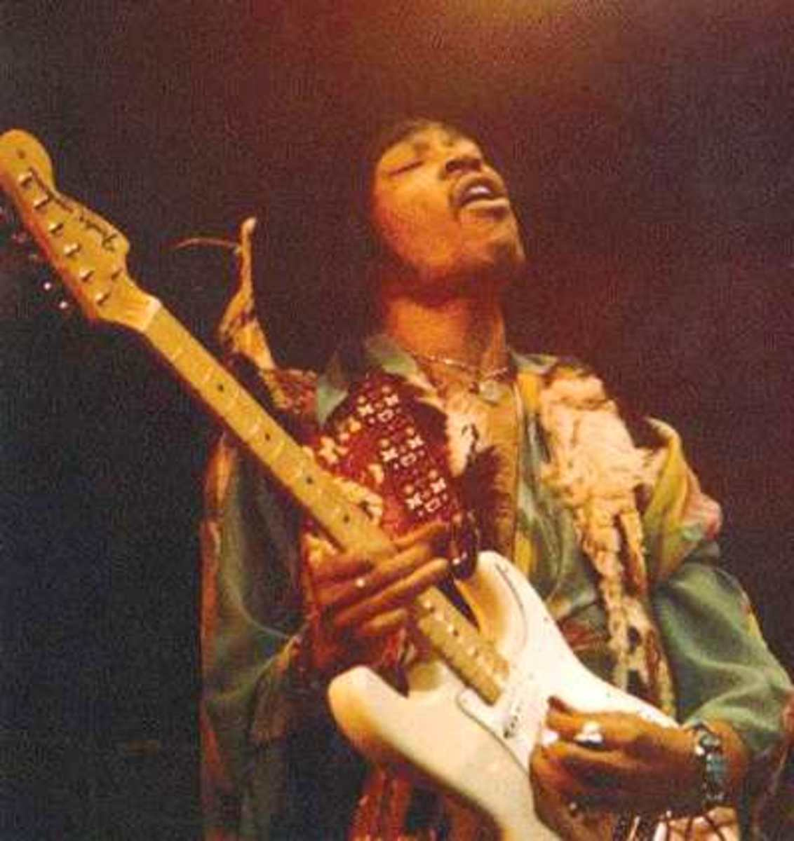 Jimi Hendrix :  One of the Greatest Musicians That Ever Lived