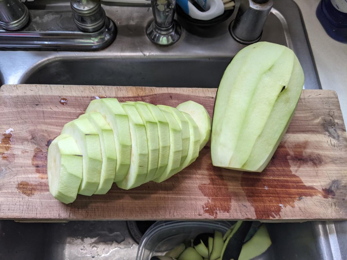 eggplant-deep-frying