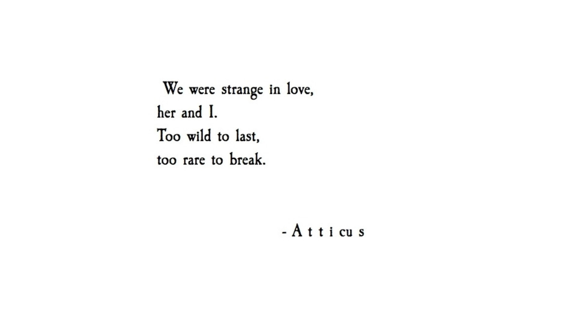 love-her-wild-atticus-poetry-book-critical-review