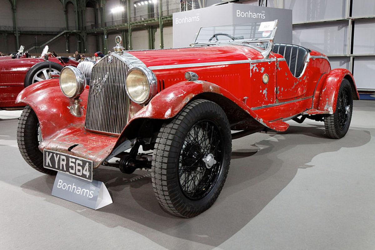 1929 Spyder Supersport