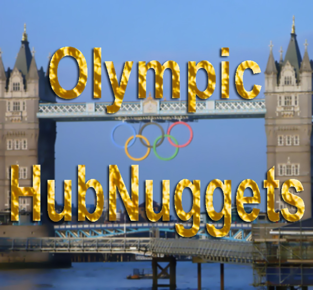 Olympic Gold HubNuggets