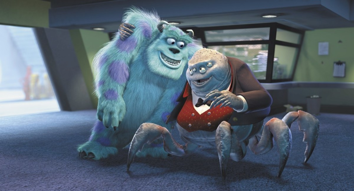 Monsters Inc (2001)