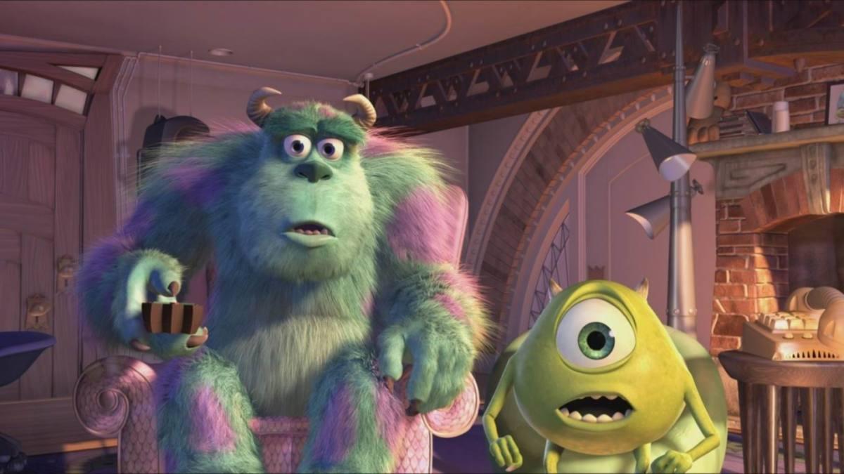Monsters Inc (2001)