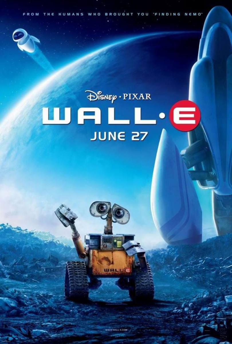 WALL-E (2008) poster