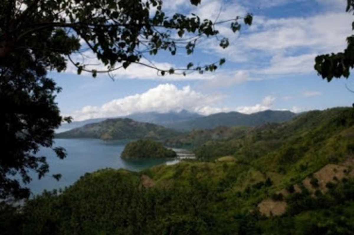 Scenic, Beautiful, and Peaceful  Marinduque Island  is a Photographer's Dream and a Gardener's Paradise