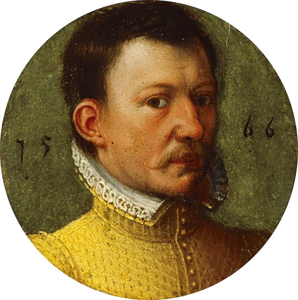 James Hepburn, 4th Earl of Bothwell.