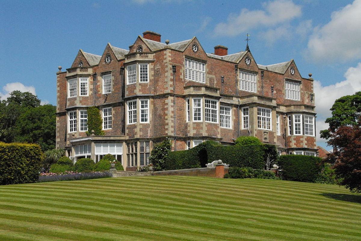 Goldsborough Hall.