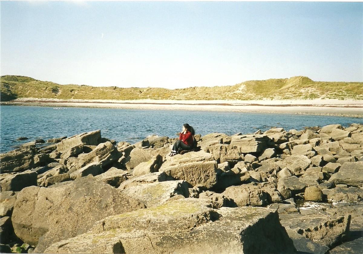 Beach in Co. Sligo