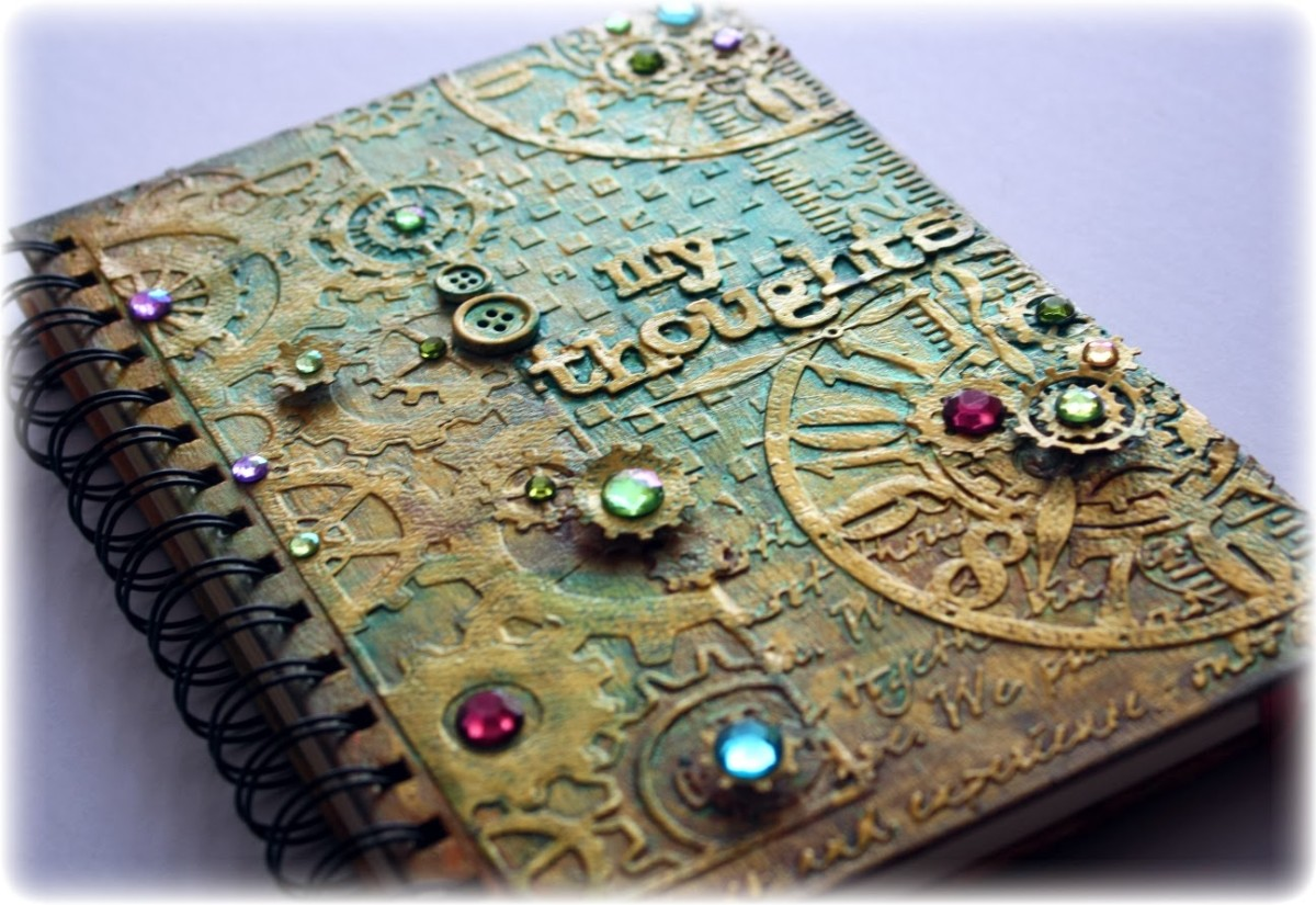 Journal Covers- Tips and Ideas