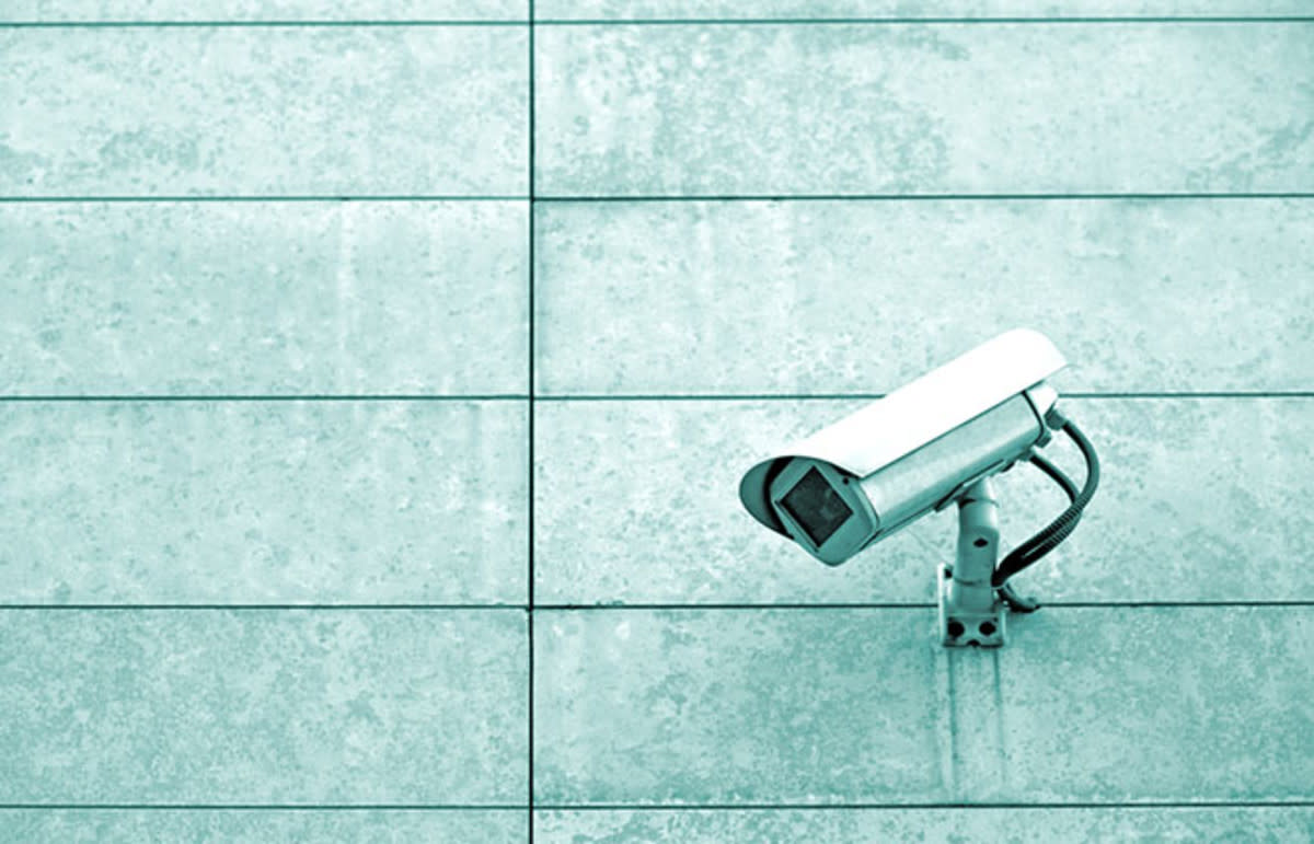 Most cities in the Global North have virtual forests of CCTV surveillance