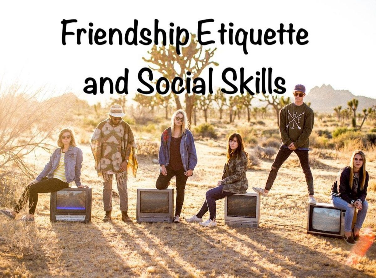 Friendship Etiquette and Social Skills