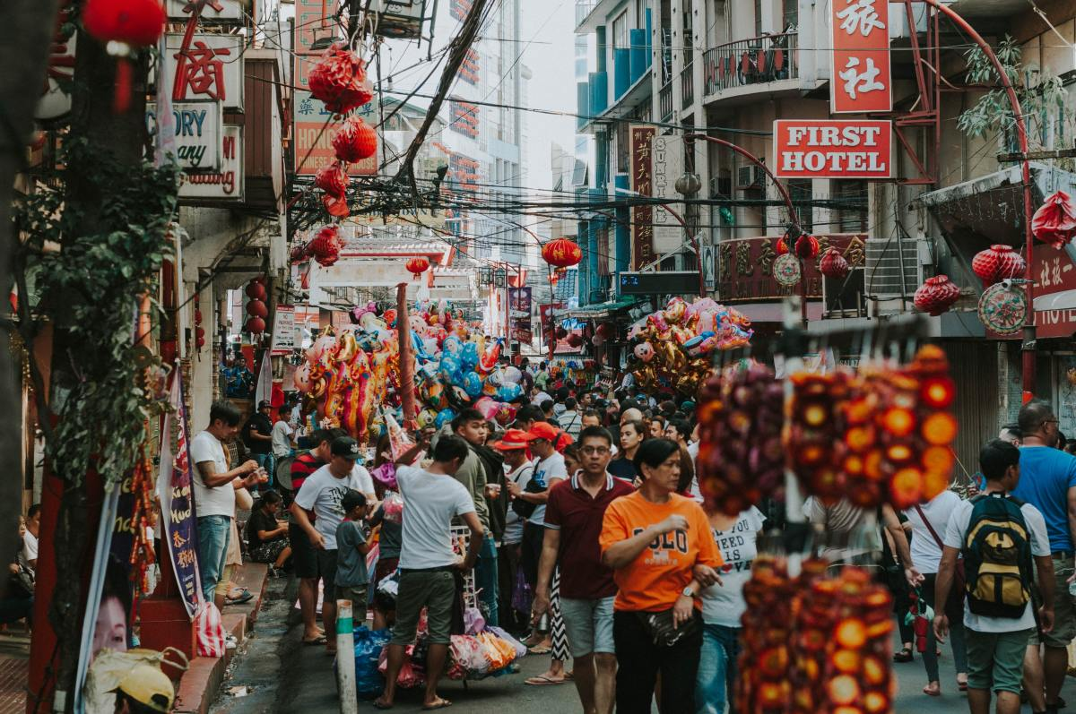 Chinese New Year celebrations, Manila