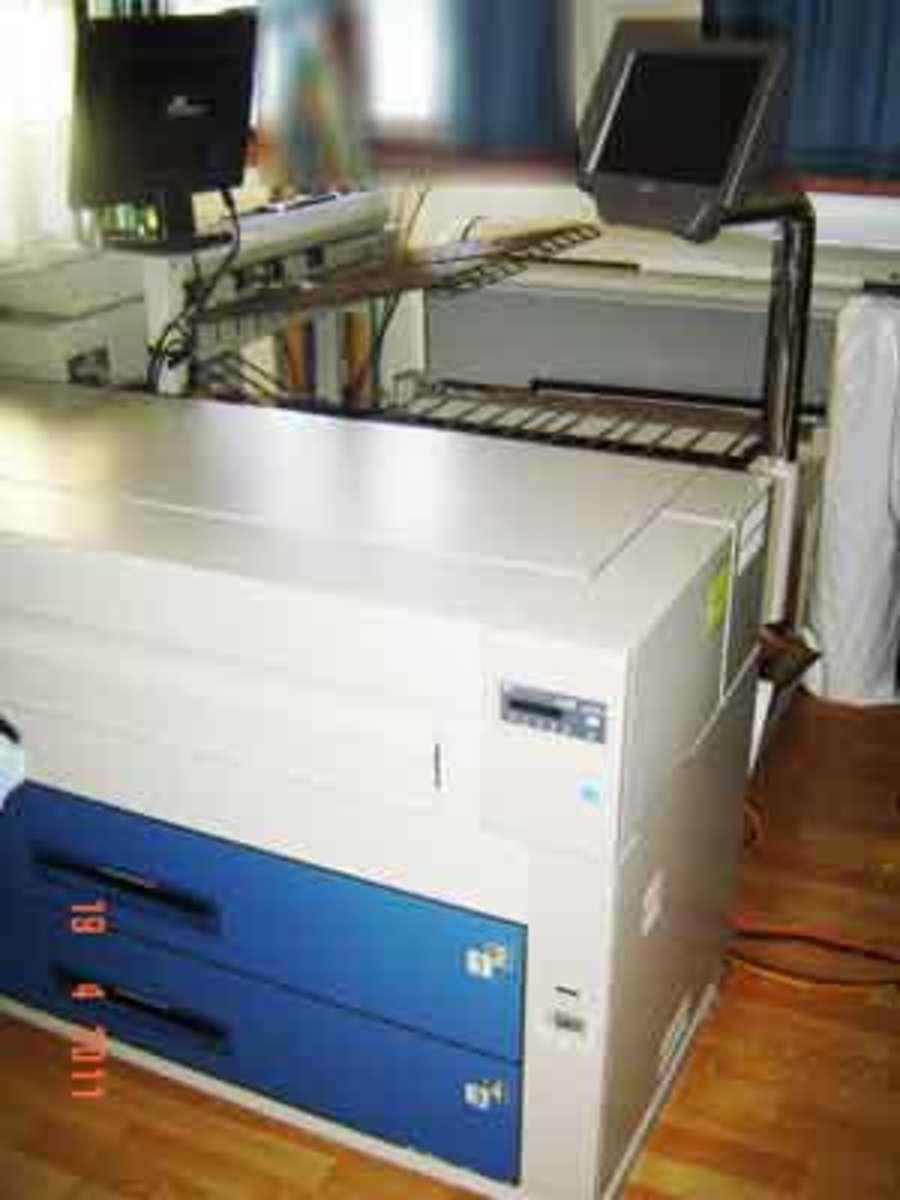 Ewan Tallentire's KIP 5000
