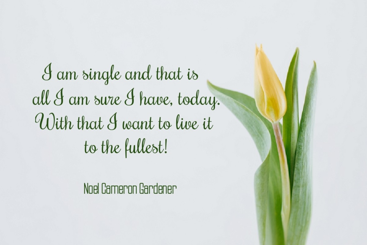 Live to the fullest!