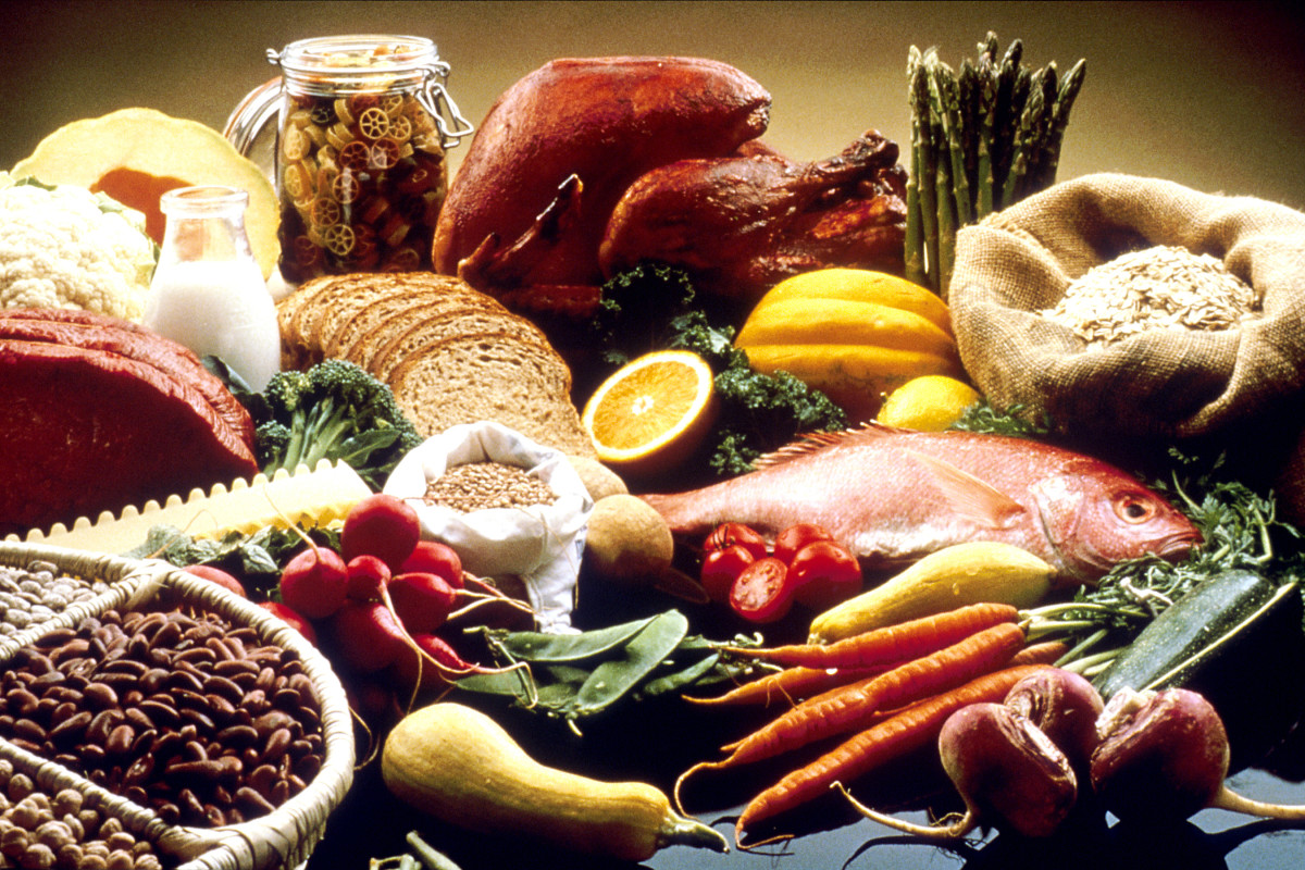 Some Healthy Foods To Increase Memory Like Carrots, Turnips, Fish, Whole Grain Bread, Asparagus, Chicken