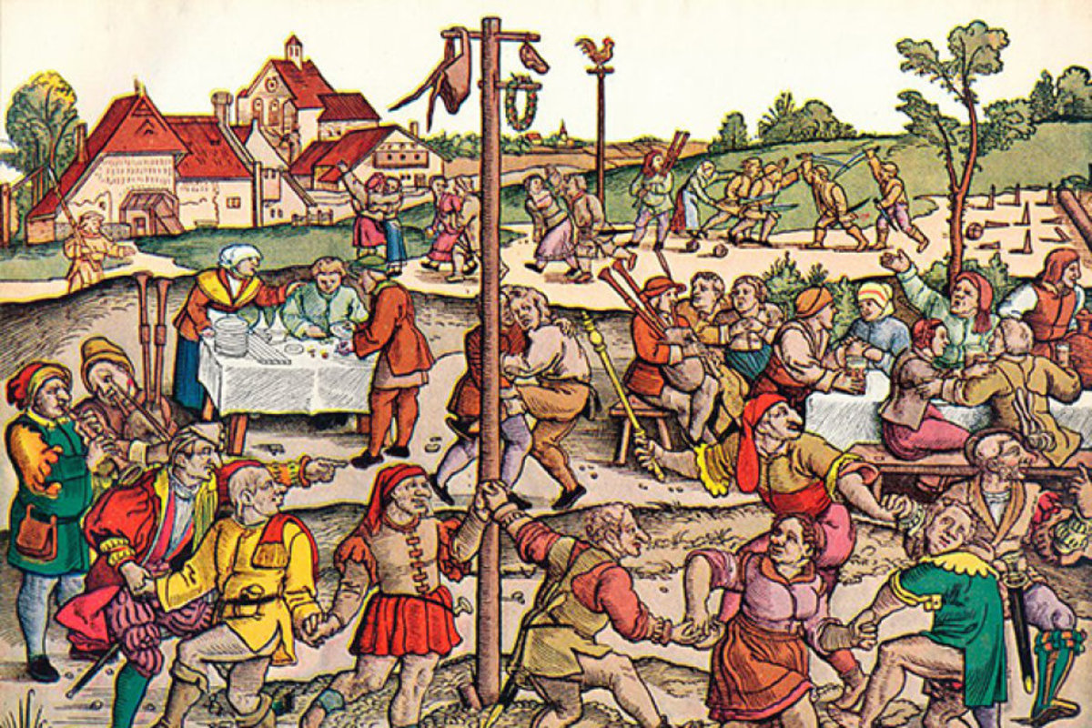 In July 1518, residents of the city of Strasbourg suddenly started dancing themselves to death. Why did it happen? No one is certain.