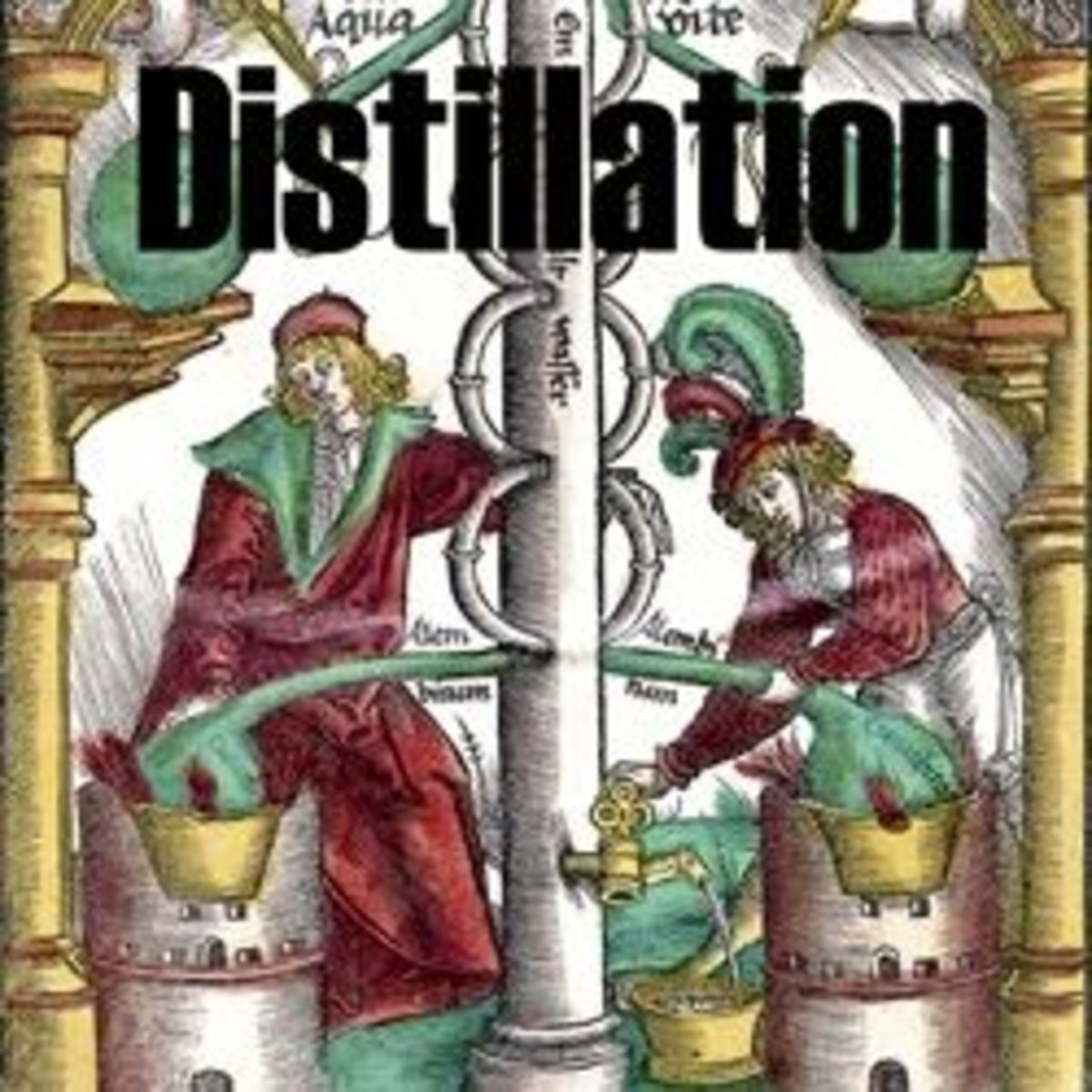 Art of Distillation
