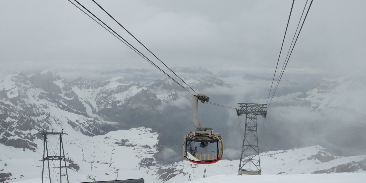 Mount Titlis - An Enlivening Journey to the Snow Paradise