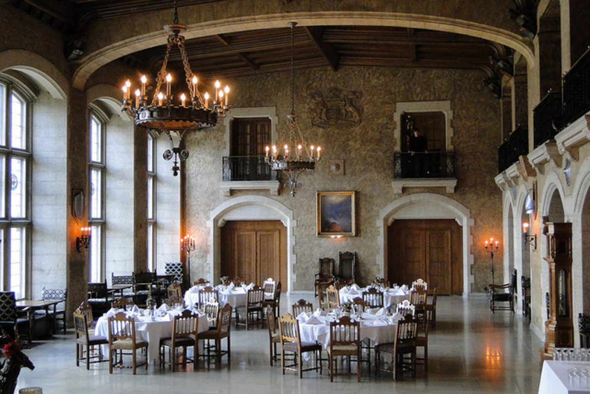 Image Result For View From The Banff Springsel Dining Room