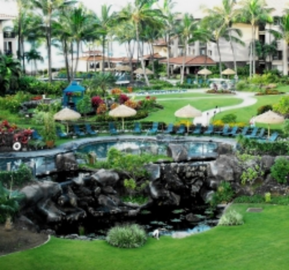 Marriott Beach Resort at Kauai