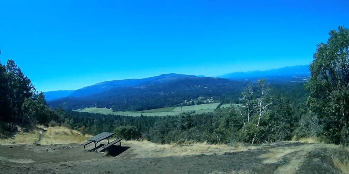 Cobble Hill Mountain Regional Recreation Area on Vancouver Island