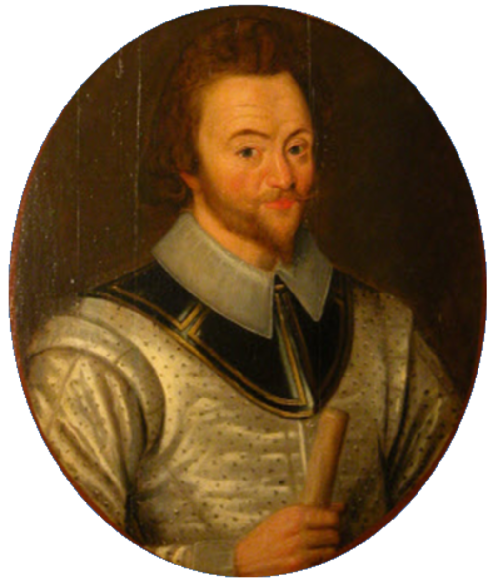 Sir John Norreys by an unknown artist.