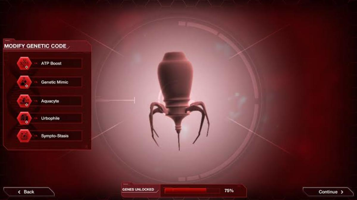 The Nano-Virus from Plague Inc. and Plague Inc.: Evolved