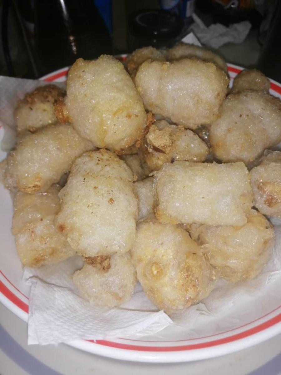 Vegan-friendly Crispy & Crunchy Tofu Bombs