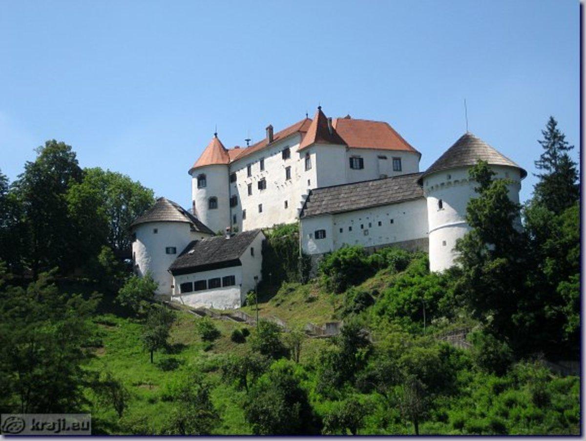Castle Velenje