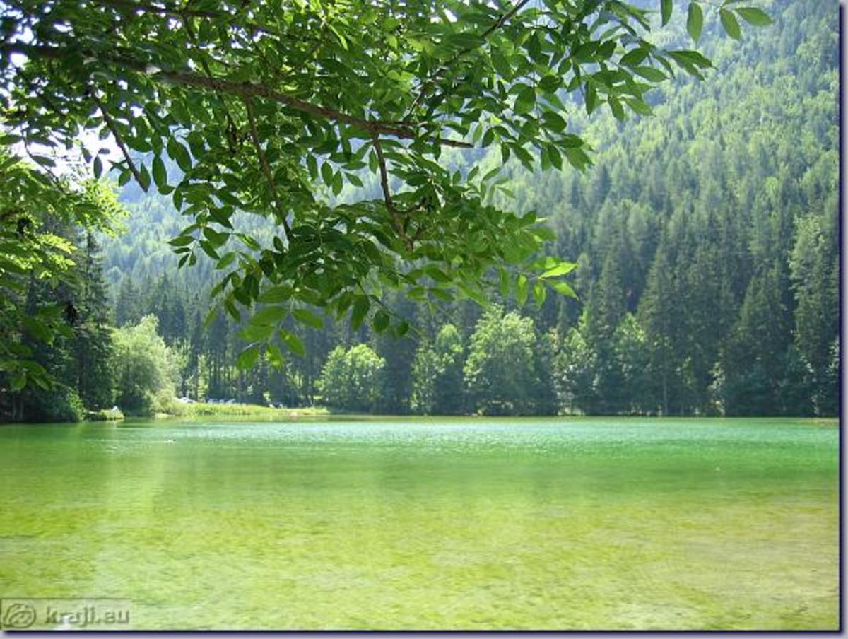 Plansarsko Lake (Pasture Lake)