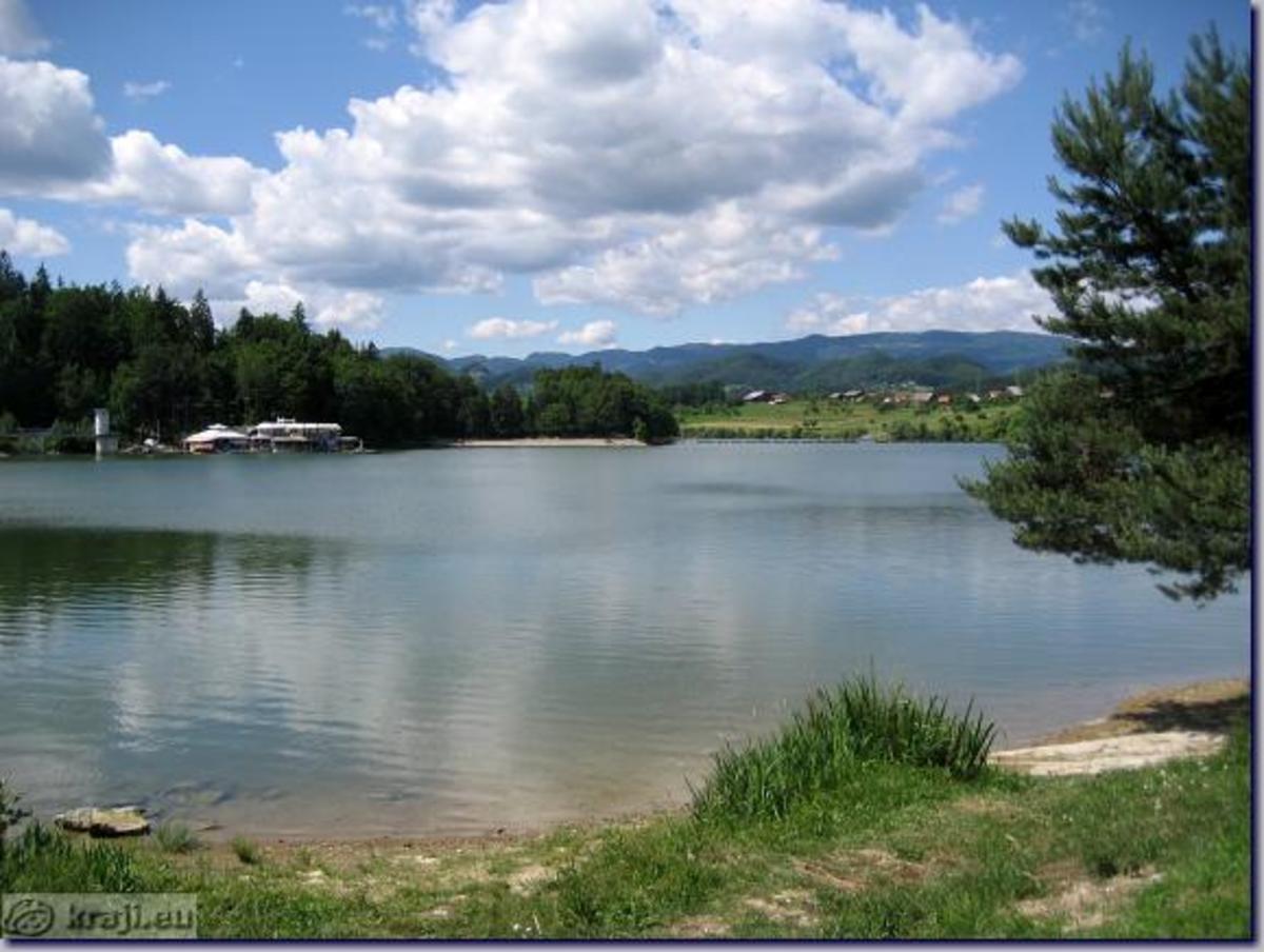 Smartinsko Lake