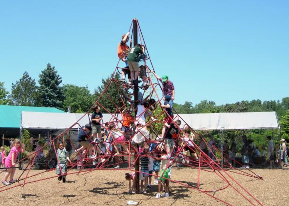 An Austin playground.