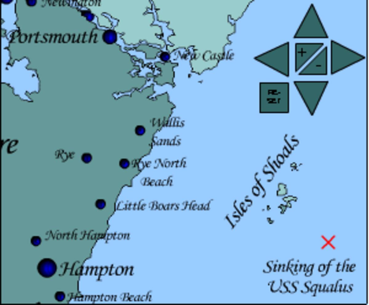 Isle of Shoals