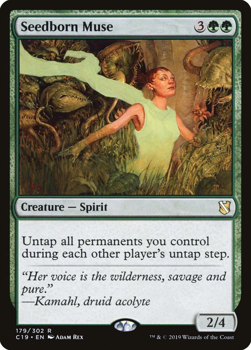 Seedborn Muse (not banned)