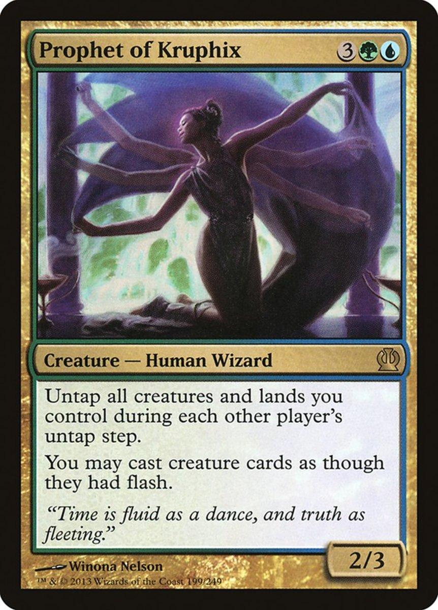 Prophet of Kruphix (banned)