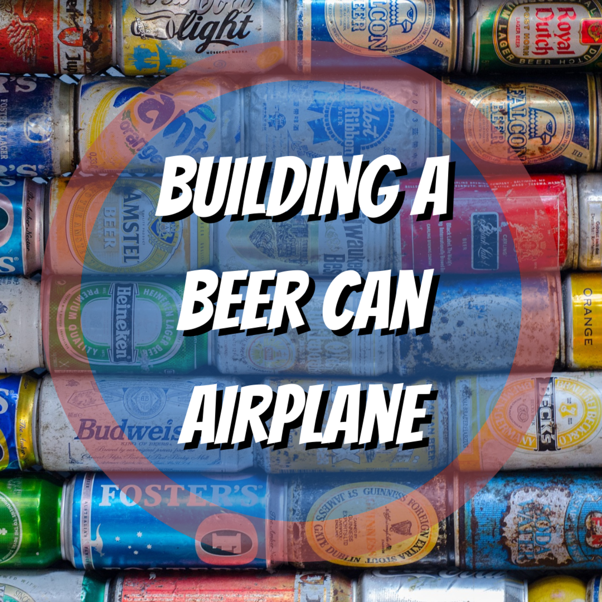 This article provides easy-to-follow, step-by-step instructions for how to build an inexpensive toy airplane out of beer cans.