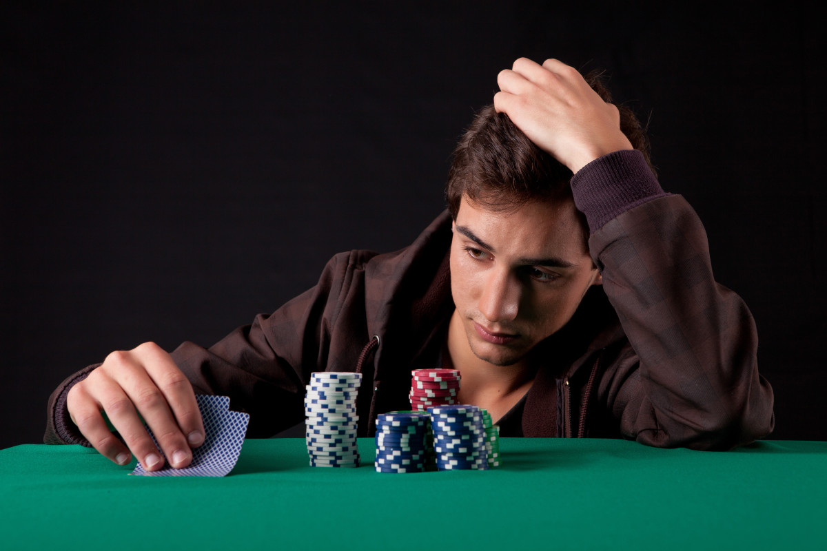 Living with a Gambling Addiction