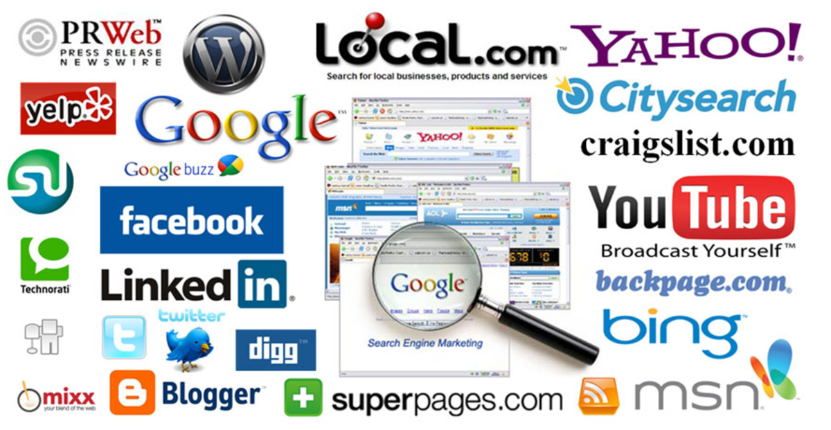 Let search engines find your articles.