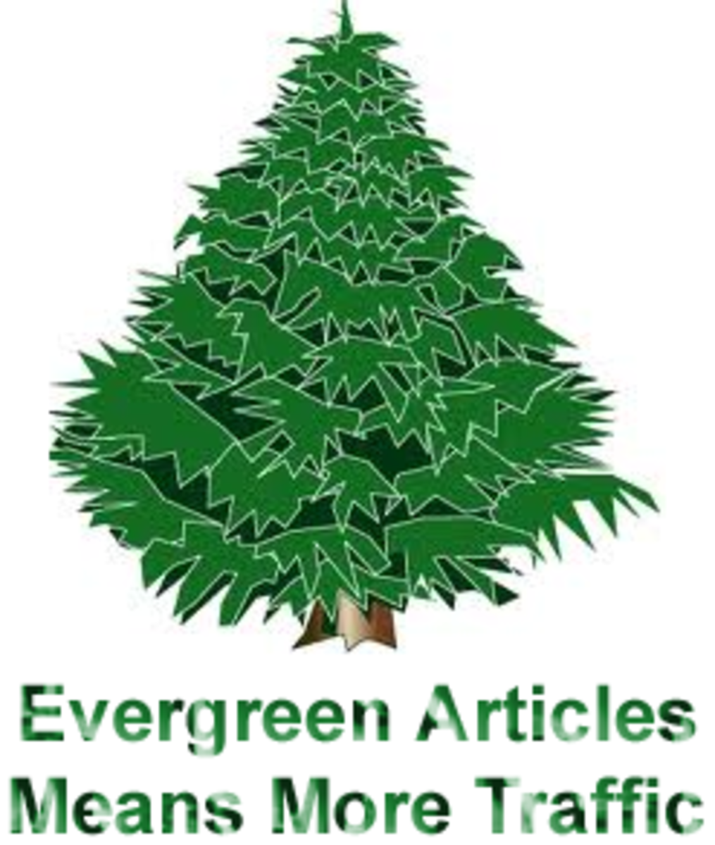 How to Increase and Maintain Page Views Traffic using Evergreen Articles