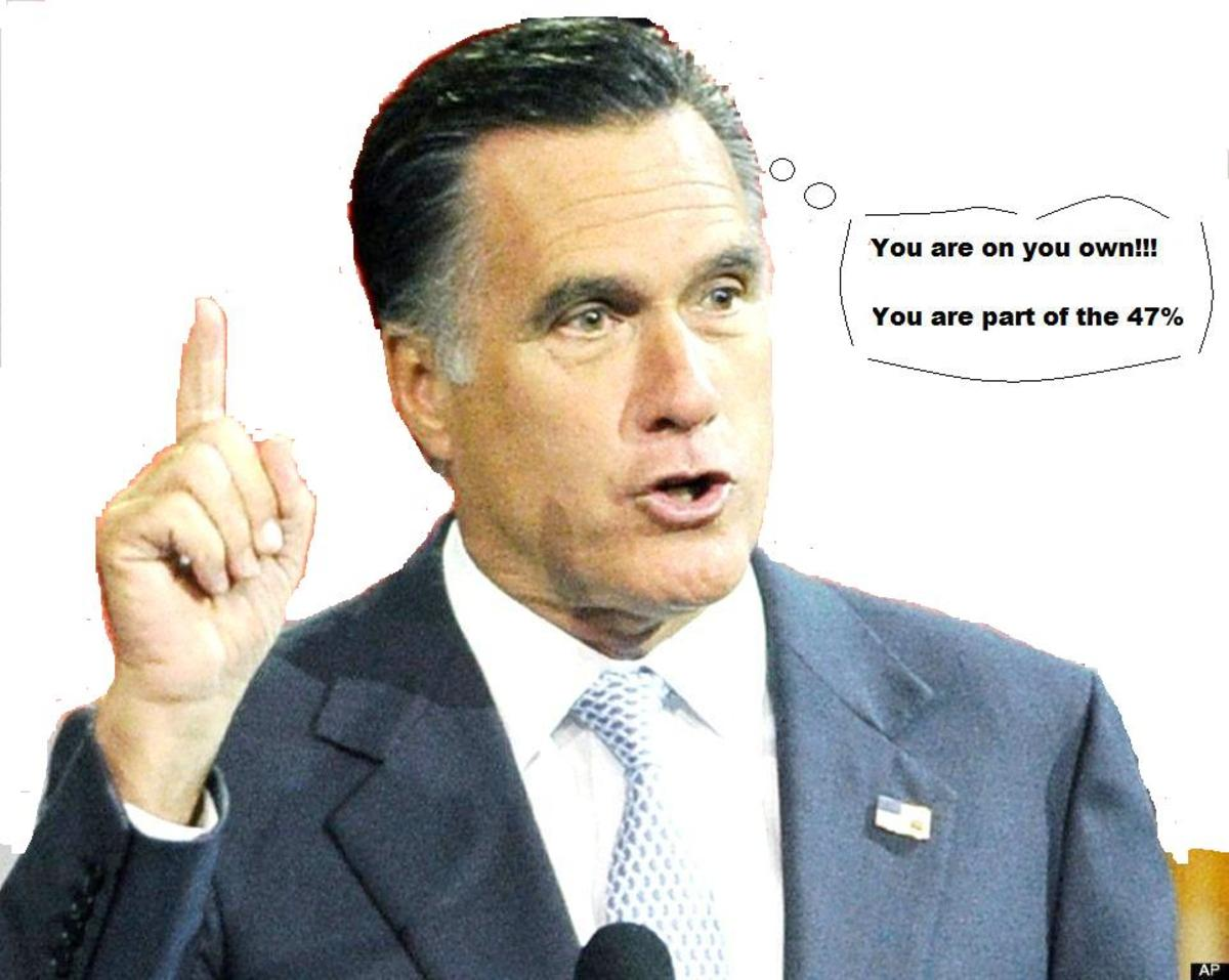 Did You Vote For Romney Because You Believed In His Policies? But, What Policies? (update See: Romney's Ironing Board)