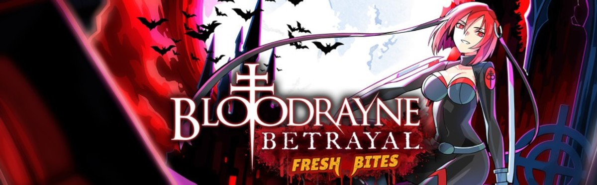 Guess who's back. Back again. Rayne is back. Tell a friend...https://techgamebox.com/bloodrayne-betrayal-fresh-bites-interview-difficulty-improvements-and-more/