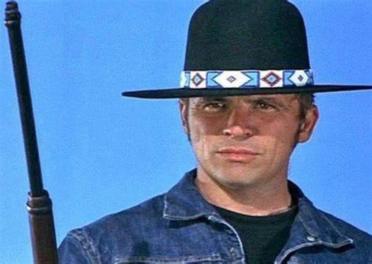 Billy Jack, 1971.   Tom laughlin, Classic hats, American ...