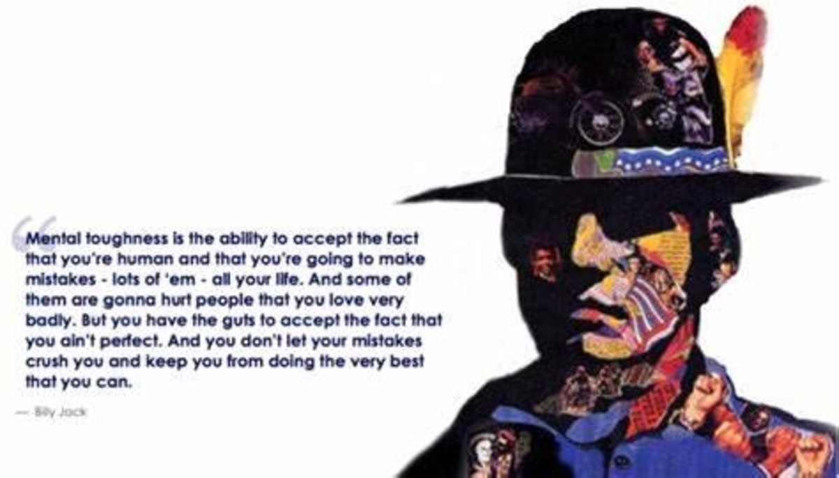 Billy Jack Movie Quote: Image result for thunderheart movie quotes   Martial arts ...