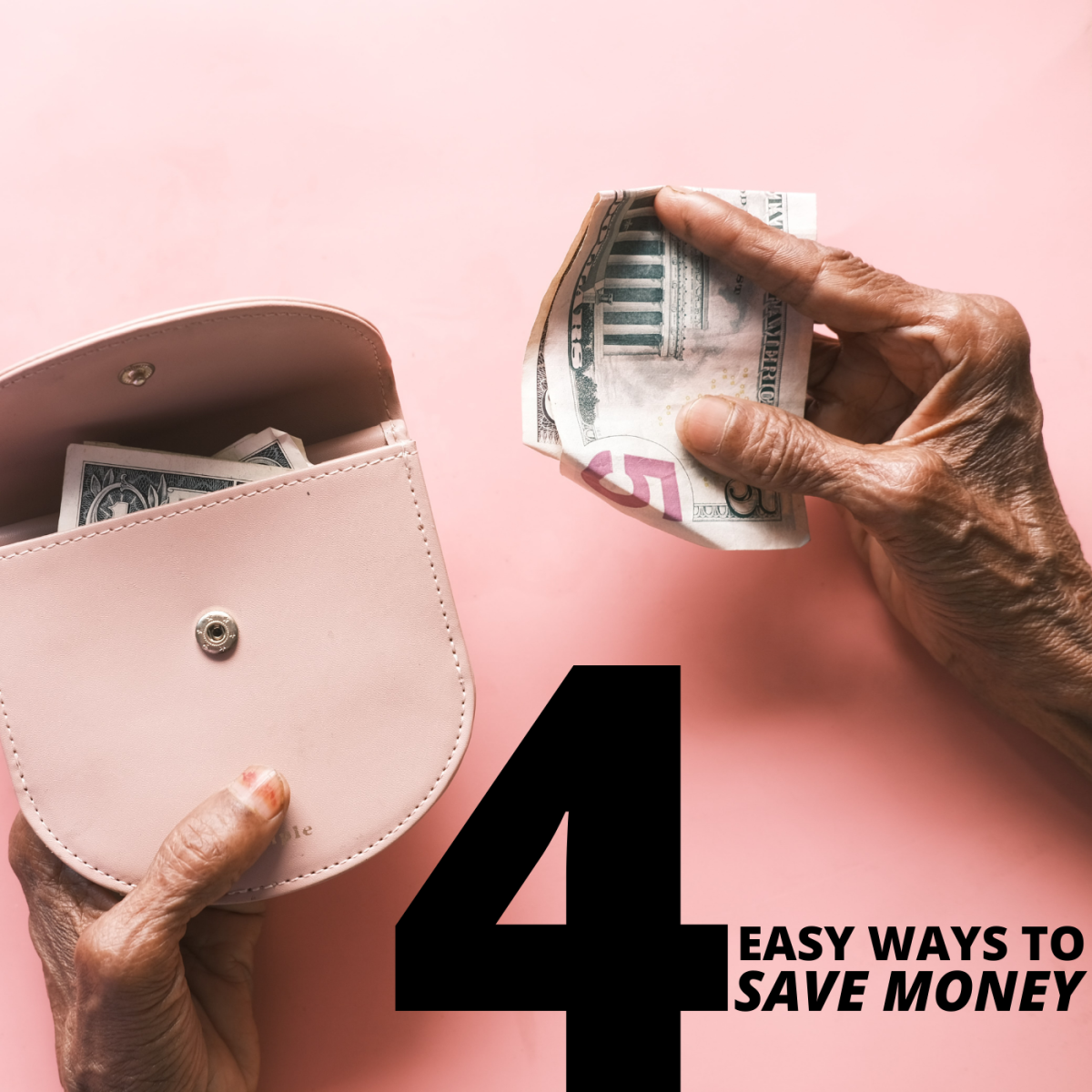 These four simple changes can help you save money on an ongoing basis.