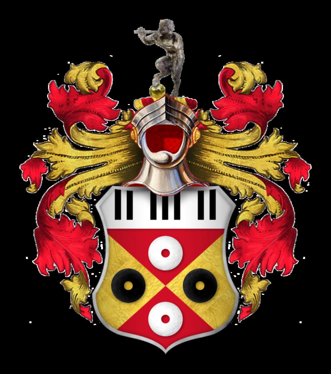 Sir Elton John's Coat of Arms