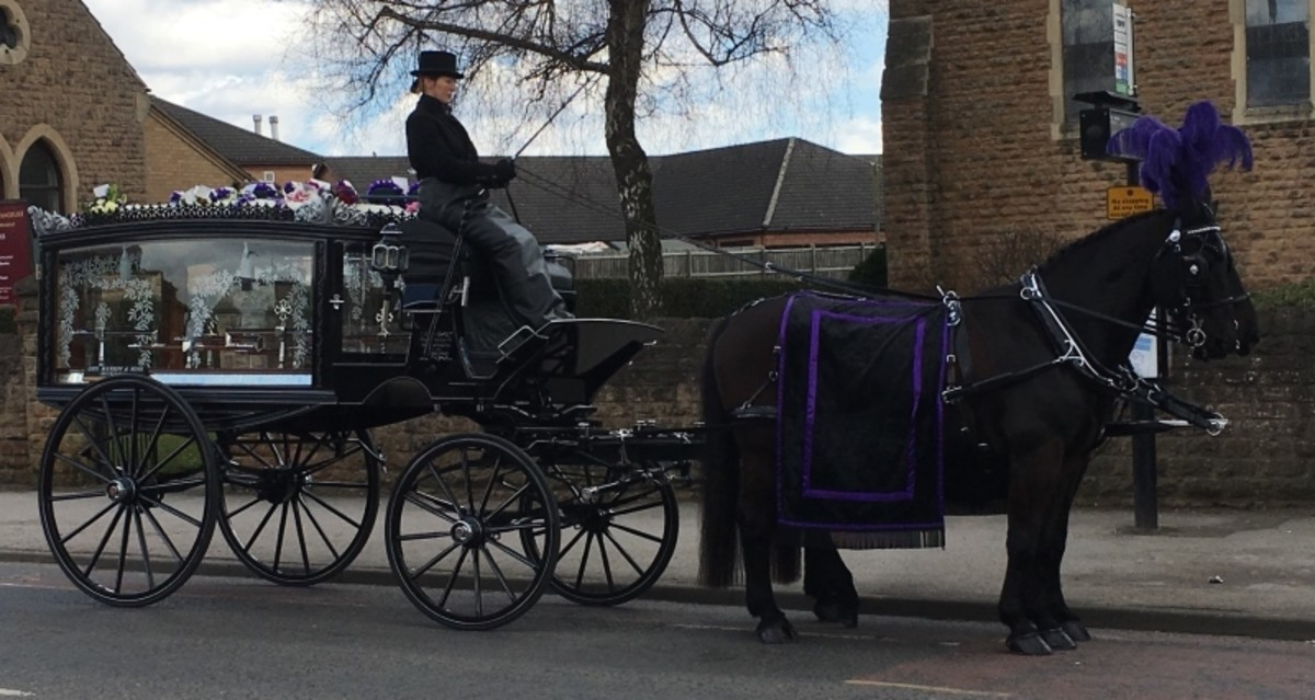 Do funerals have an impact on the environment?